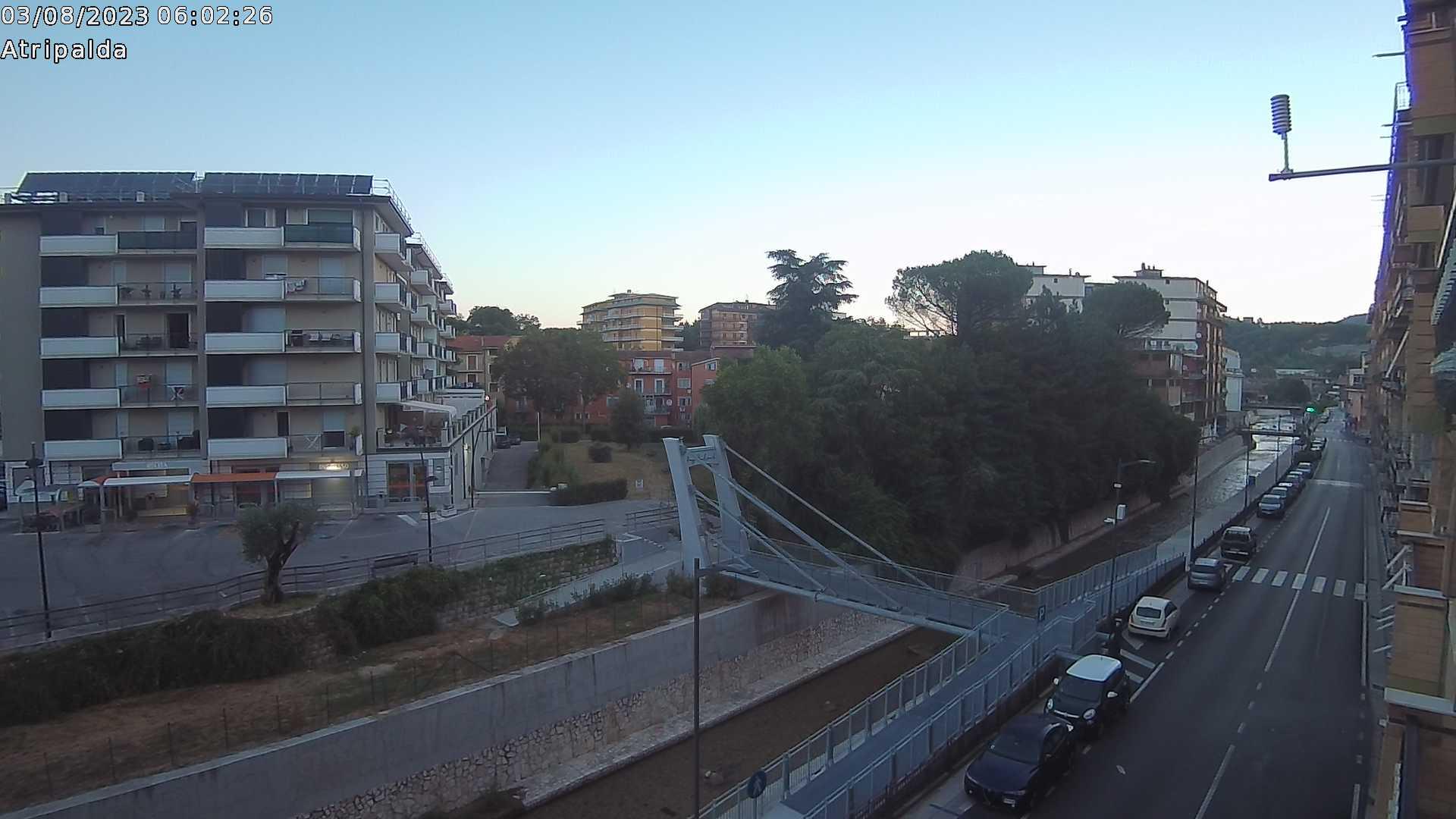 Webcam Atripalda Live AV